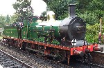 Bluebell Railway Sussex