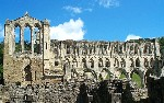 Rievaulx Abbey Yorkshire